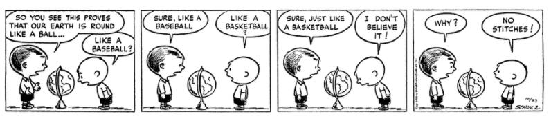 charlie-brown globe